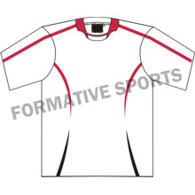Customised Cut And Sew Soccer Jersey Manufacturers in Czech Republic